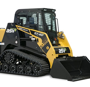 ASV RT-60 2-Speed Posi-Track Loader