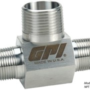 Stainless Steel Flowmeters with BSP Fittings | G Series GBT