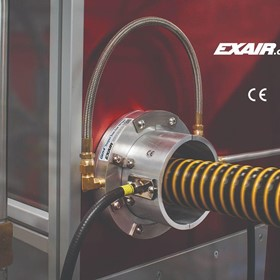 360 Degree Static Eliminator is CE, UL and RoHS Certified