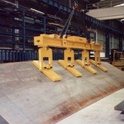 Permanent Electro Lifting Magnets on Tilting Beams - TB Series