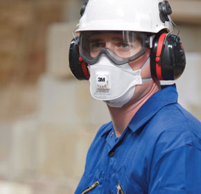 How to select the right respiratory protection for your workplace