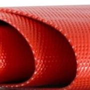 Thornado PVC Red Heavy Duty Layflat Discharge Hose 6 inch 115PSI