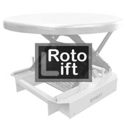 RotoLift Low Level Stretch Wrapper | SWLL-CUTM