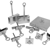 Stainless Steel Anchor Points