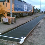 Spill Protection | Track Matting
