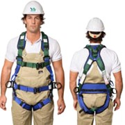 Multipurpose Fall Arrest Harness - ULMP02