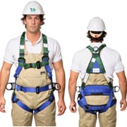 Tower Worker Fall Arrest Harness - TRTW02