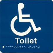 Safety Signs - Braille Signs