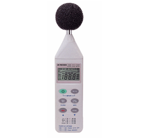 Sound Level Meter/Digital Sound Level Meter With RS 232 Capability/Model#732A