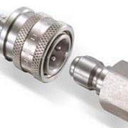 Full Bore Unvalved Coupling