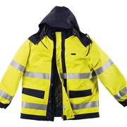 Arc Flash Clothing - All Weather Jacket