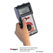 MIT200 Series Insulation And Continuity Testers