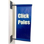 Banner Display System | Click Poles