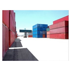 Container Terminal - Container Yard