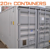 Shipping Containers - 20 Shipping Container