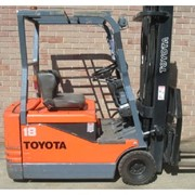 Used Toyota Forklift 6FBE18