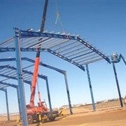 Industrial Sheds - Prefabricated Buildings