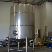 Stainless Steel Tanks - Milk Storage Tanks