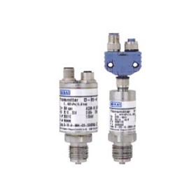 CANopen Pressure Transmitters in Test Benches