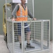 Safety Cages | Work Platform WP-MS