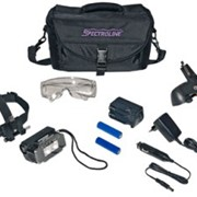 Headlamp Kit | Spectrolin EagleEye | Flaw Detector