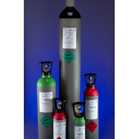 High Pressure Calibration Gas Cylinders