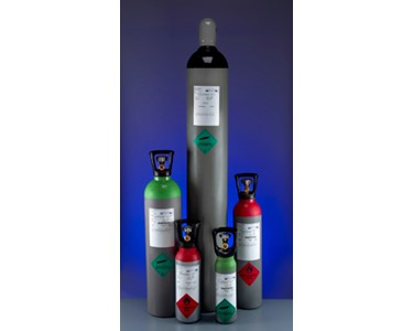 CAC GAS Introduces High Pressure Calibration Gas Cylinders