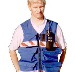 Emergency Care Vests - Standard Vest