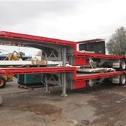 Tri Axle Drop Deck