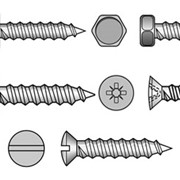 Hard-To-Find Self Tapping Screws (304, 316 Stainless Steel)