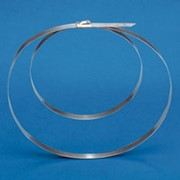 Double Loop Stainless Steel Cable Ties
