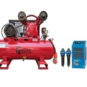 BOSS 25CFM/ 5.5HP Clean Air Package Compressor BC25D-112LK