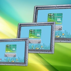 IEI Integration Industrial Touch Monitor |  LCD Kit-F Series