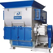 Zerma Single Shaft Shredders ZSS
