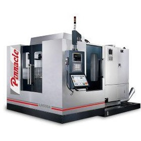 Horizontal CNC Machining Centre | LH500A