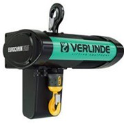 Verlinde Electric Chain Hoists - Eurochain VR