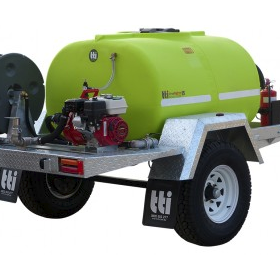 On Road Braked Trailer | FirePatrol15