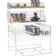 Wire Attachment - Basket Trolleys