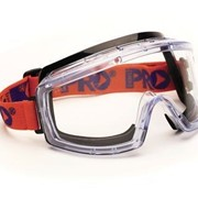 Safety Goggles Scope | Clear Lens
