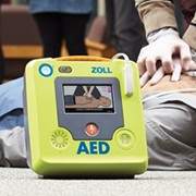 Automated External Defibrillator | Zoll AED 3