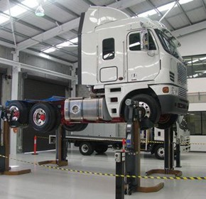 NEW! Hetra Mobile Column Lifts