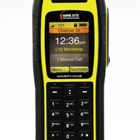Impact | VoIP Phone for Underground Coal Mining | MP70 MinePhone