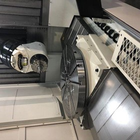 Universal 5 Axis Machining Centre | UMC1000