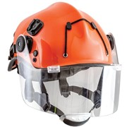 R6 Challenger Multipurpose Helmet with Clip On Face Shield