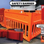 FSP Safety Crowd Control Barriers