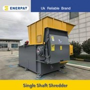 Commercial Chemical Barrels Single Shaft Shredder Manufacturer