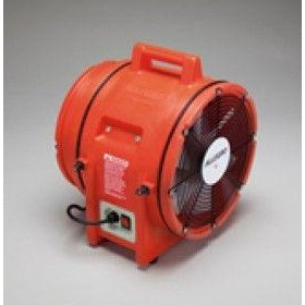 30cm Plastic Axial Blower with Canister