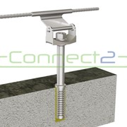 Connect2 Ballast Roof Concrete Mobile Intermediate Assembly | CA421