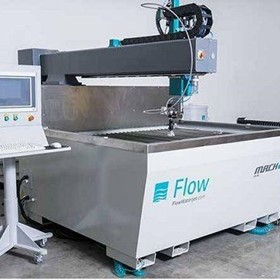 Waterjet Cutting Machine Flow Mach 100