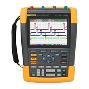 4 Channel ScopeMeter Oscilloscope | 190 Series II 500MHz